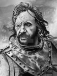 The Hound With background added by corysmithart