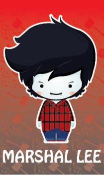 Adventure Time - Marshall Lee by Nawledge