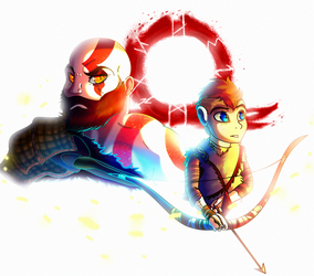 God of War by PlagueDogs123