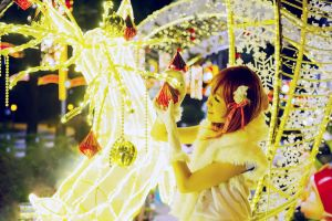 Color of this special season by ichiko-san