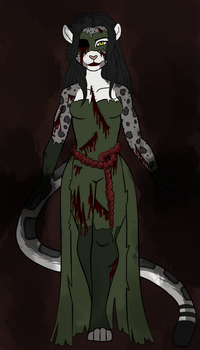 Opened Wounds by Jazzery