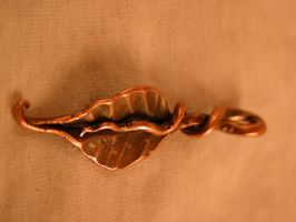 copper leaf by AbeDoss