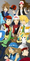 Pokemon Adventures by Sweet-Unknown