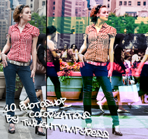 Photoshop Action Set 002 by TwilightVampyress