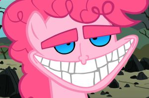 Pinkie Pie feels naaaaughty... by MrBarthalamul