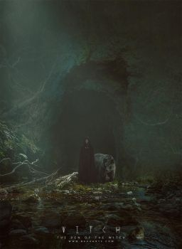 The Den Of The Witch by TheBakaArts