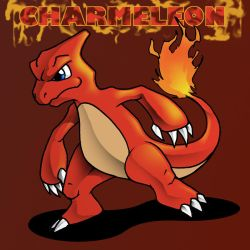 Charmeleon by TheStiv