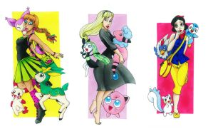 Pokemon Princesses #2