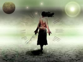 Lost in time and space by fablehill