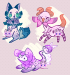 :700 Points Sketch Adoptables(closed): by PrePAWSterous