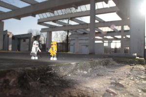 playmobil - space expedition IV by Horb