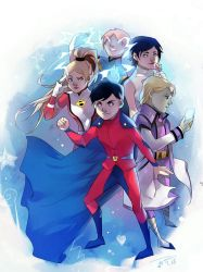 LoSH Squad by Hephaise