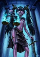 Libra by FabienMater