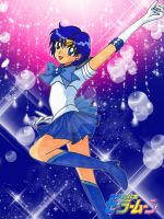 I am Sailor Mercury! by Magical-Mama