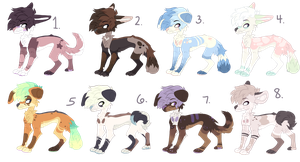 adopts flat sale 2/8 OPEN by cometcrumbs