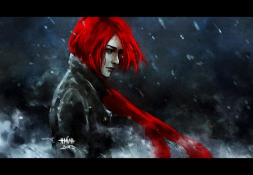 what if the storm ends? by NanFe