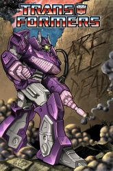 Transformers... ARE ALL DEAD by wordmongerer