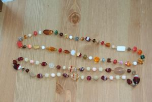 Candy beads N1 and 2 by Mamazoya