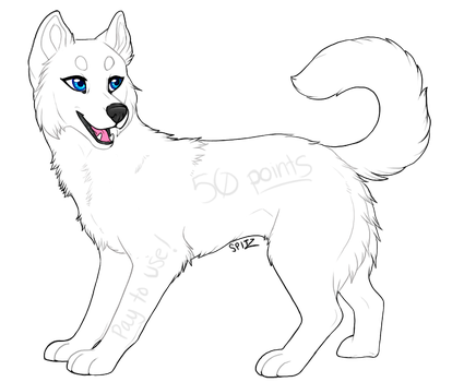 Pay to Use Lineart - 50 points! by spitz