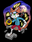 Blinx the time sweeper by BrandonBreen