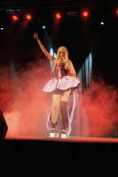 Sheryl on Stage ANIMATED by dreamhunter707