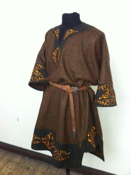 Celtic Tunic for Denise by RobynGoodfellow