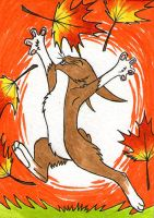 ACEO - Autumn Is Here! by CPT-Elizaye