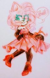 Amy doodle gone wrong by 00000000m3rp