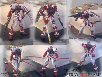 Astray Red Frame MG by Zetra006