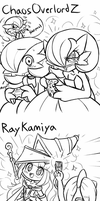 Patreon Sketches (Jan 17) by RakkuGuy