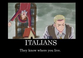 Italians by Maddy271