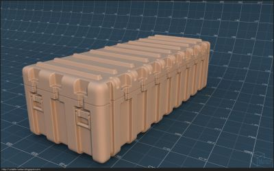 Plastic Shipping Container 02 by Volatile-Vertex