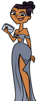 Fashionably Gorgeous - Total Drama Jen by EvaHeartsArt
