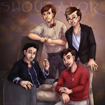 Shout*For - Album Cover by ErinPtah