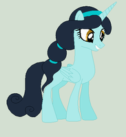 THEMED PONIES FREE -  Jasmine by Azure-Art-Wave