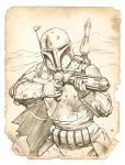 Boba Fett by FlowComa