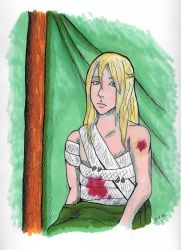Wounded Healer by Shadsie