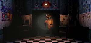 Five Nights at Freddy's - Toy Freddy images02 by Christian2099