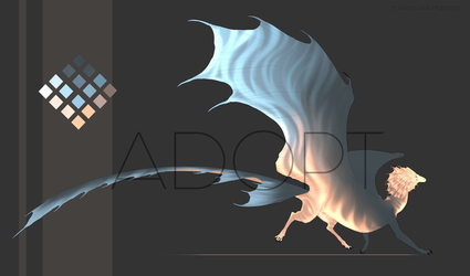 Sea Dragon| Auction [ CLOSED ] by Haskiens