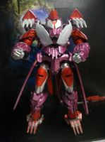Transformers Beast Hunters Alpha Trion by GRIMLOCKPRIME108