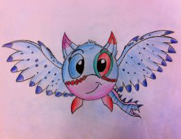 Art Trade: Kina by Viperwings