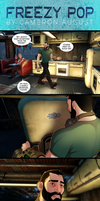 Freezy Pop - Fallout 4 Comic by CameronAugust