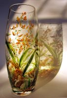 Vase-orchidN-1 by zlatvic
