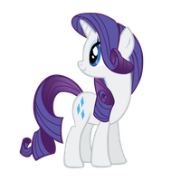 Rarity Vector by AncientKale