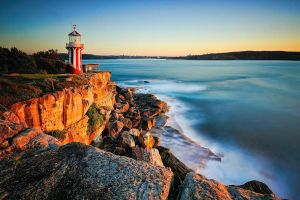 The Lighthouse by Michaelthien