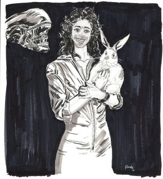 Ripley face swap commish by Archonyto