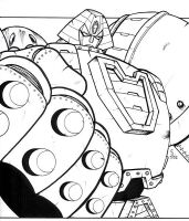 Giant Robo by Ragelion by Robot-Japan