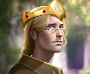 Prince Micheal by skyrore1999