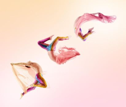 : Flamingos : by Theredavenue