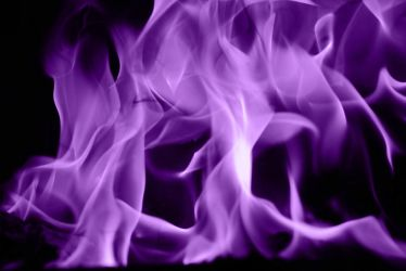 Violet Flame Fire Texture Purple Blaze Fiery Power by TextureX-com